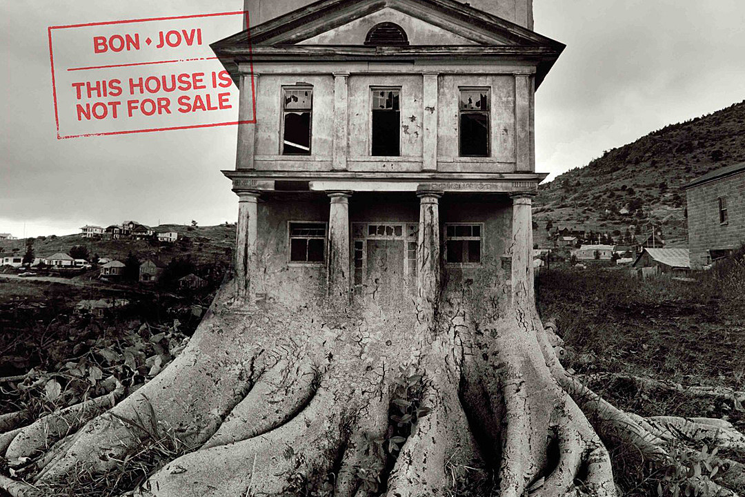 Bon Jovi's 'This House Is Not for Sale' Takes Steep Tumble on Sales Charts