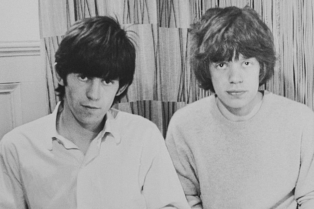55 Years Ago: Mick Jagger and Keith Richards Meet Again