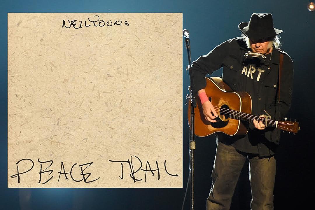 Neil Young Announces New Album, 'Peace Trail'