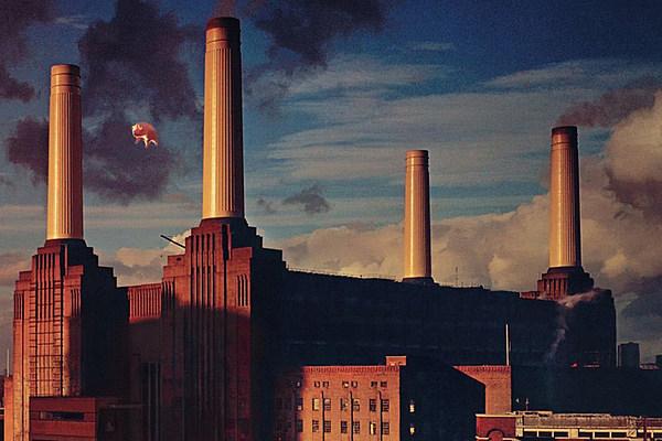 Pink Floyd - First Australian Show