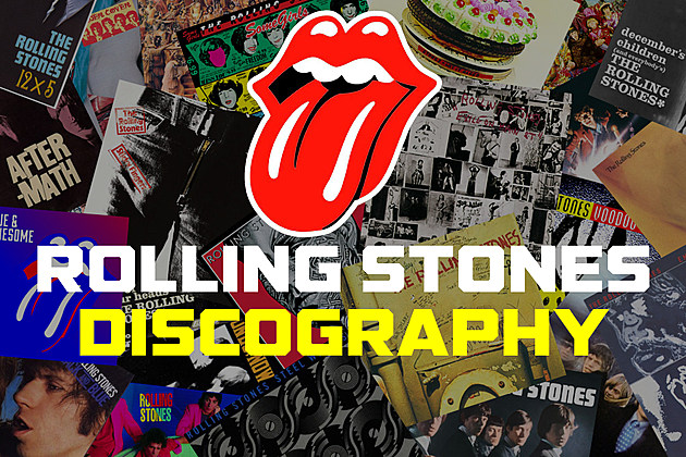Rolling Stones Discography Rolling Stones Discography