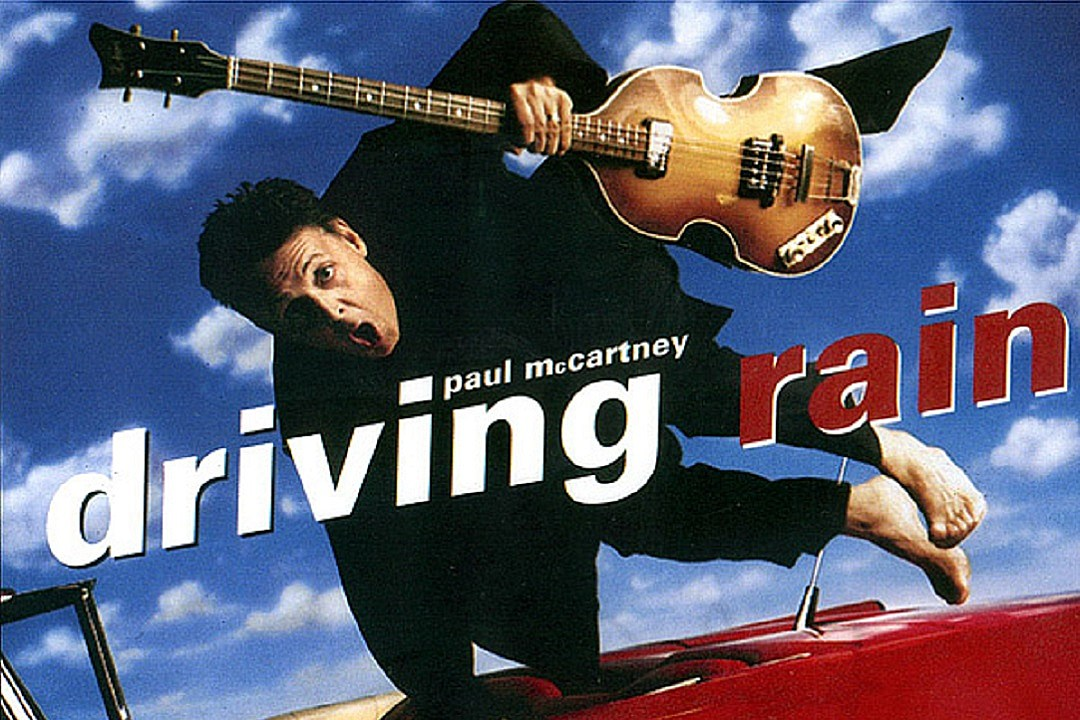 How Paul McCartney Began Building His Next Era On Driving Rain
