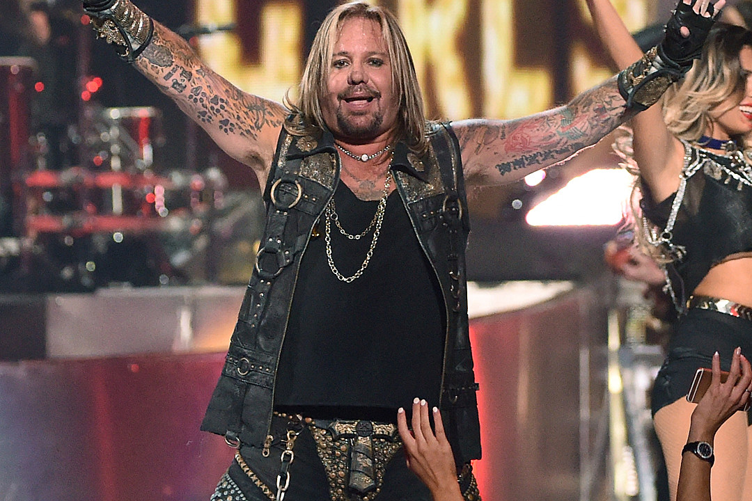 Vince Neil not performing at Trump's inauguration after all