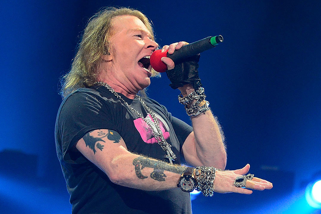 Guns N' Roses Announce Invitation-Only Show at Apollo Theater