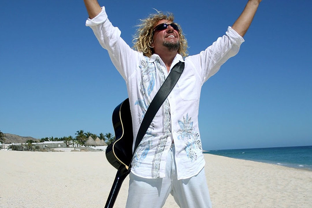 Watch Sammy Hagar