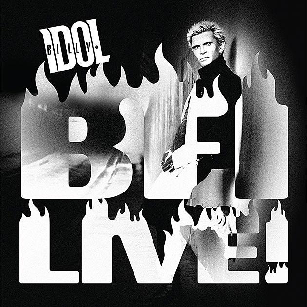 Billy Idol Announces Triple Bfi Live Album