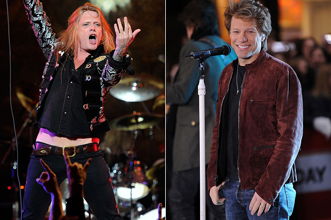 Sebastian Bach Explains Origins of Bon Jovi / Skid Row Feud: 'I'll…