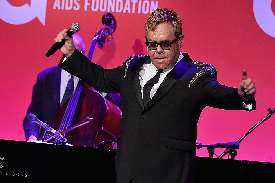 Elton John Denies Retirement Rumors