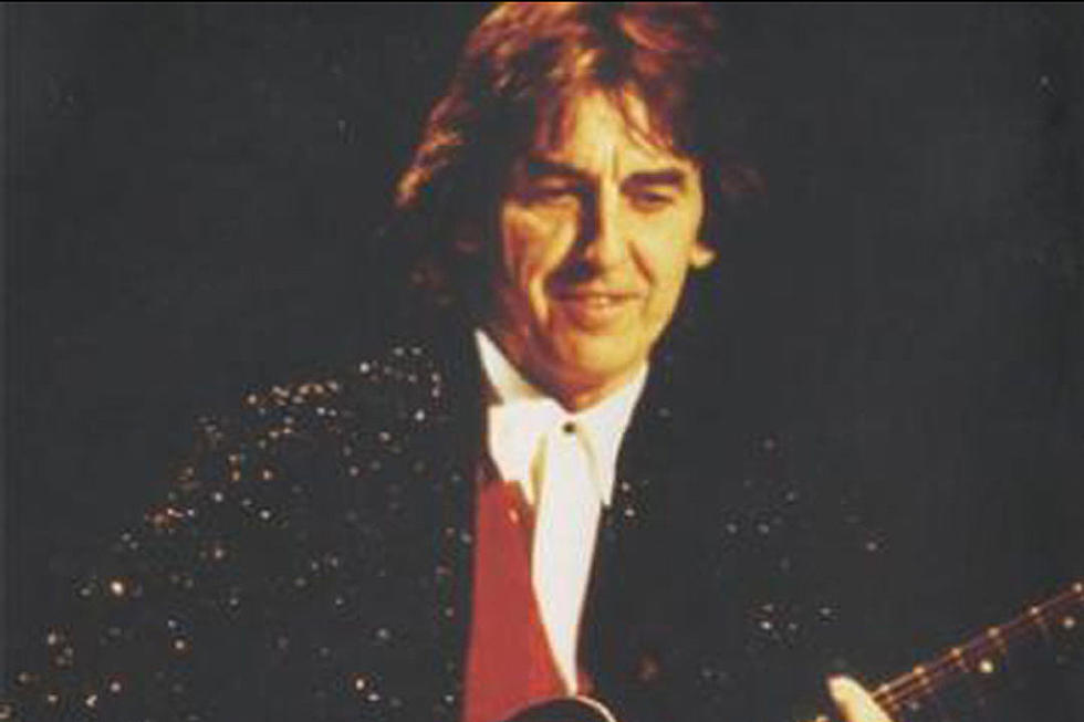 25 Years Ago George Harrison Tours For The Last Time