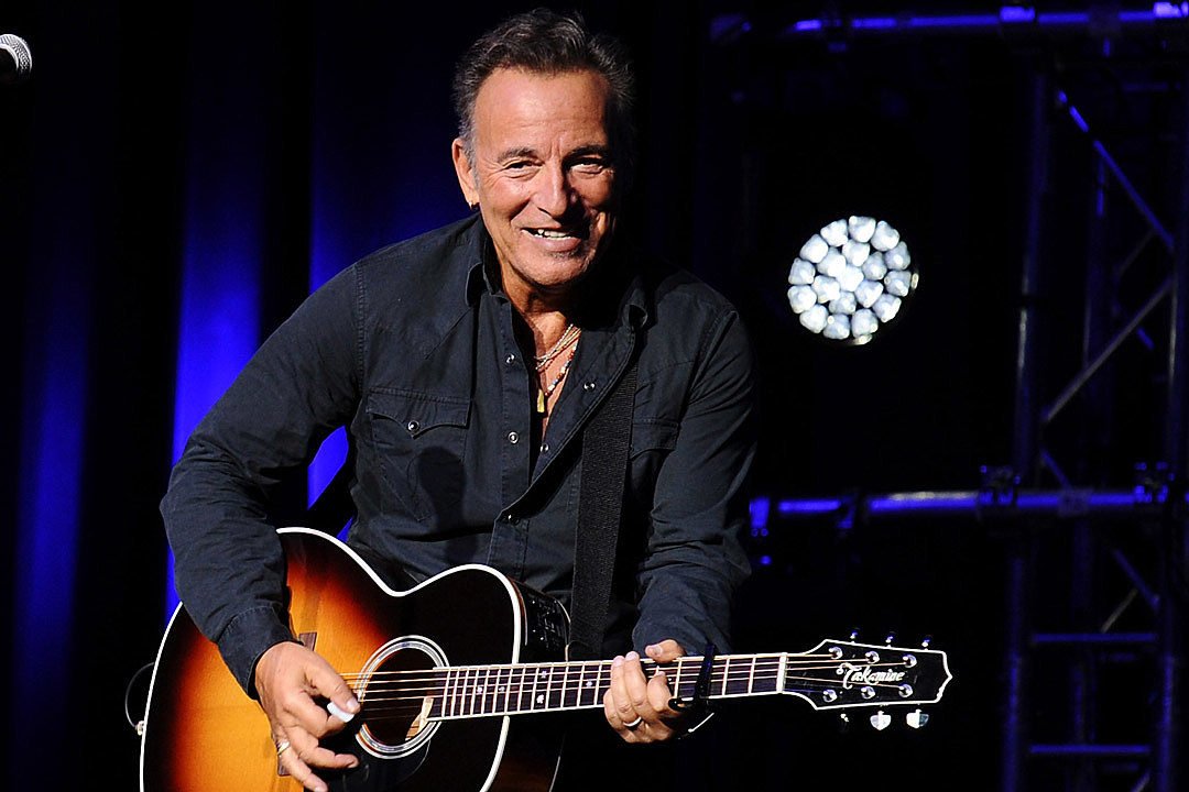 Bruce Springsteen to Perform for Eight Weeks on Broadway!