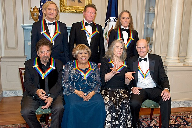2016 Kennedy Center Honors Formal Group Photo
