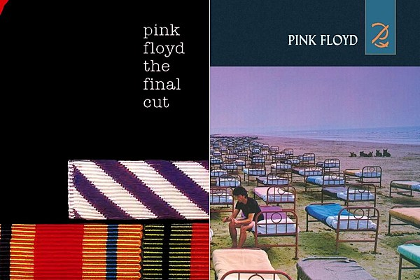 Pink Floyd To Reissue The Final Cut And Momentary Lapse