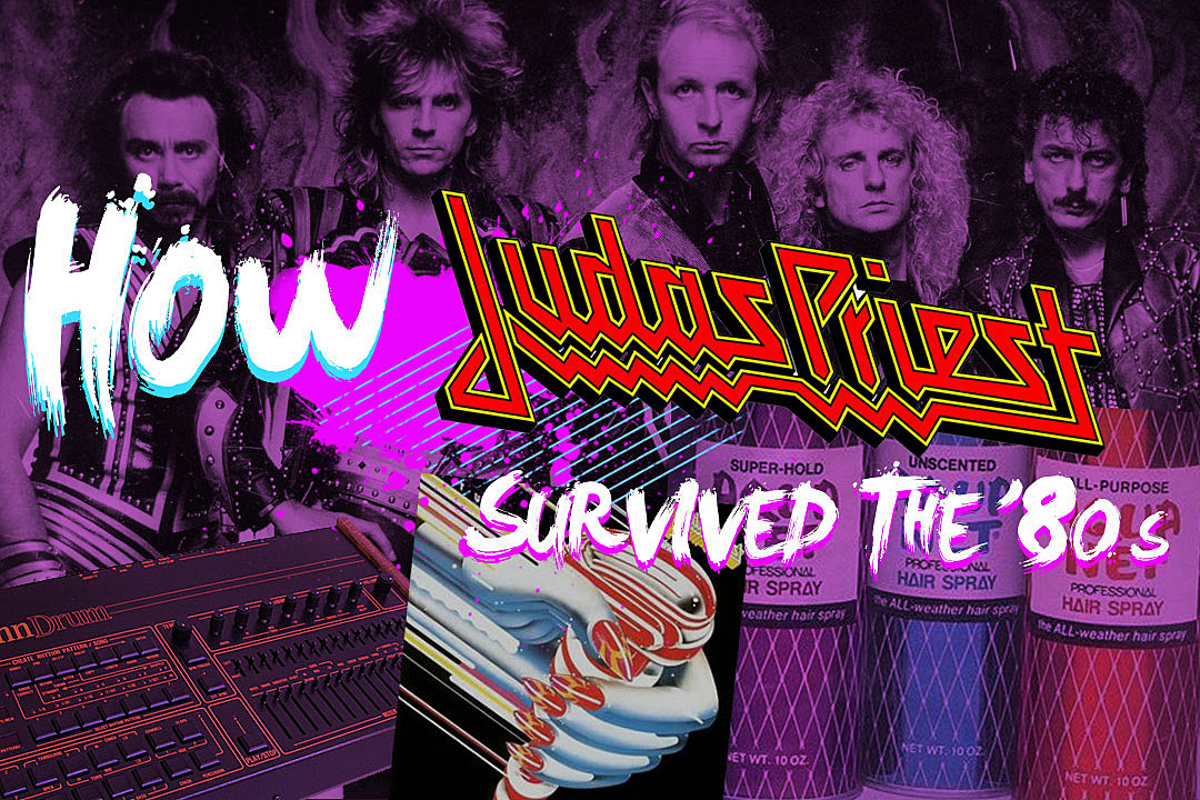 How Judas Priest Survived the '80s
