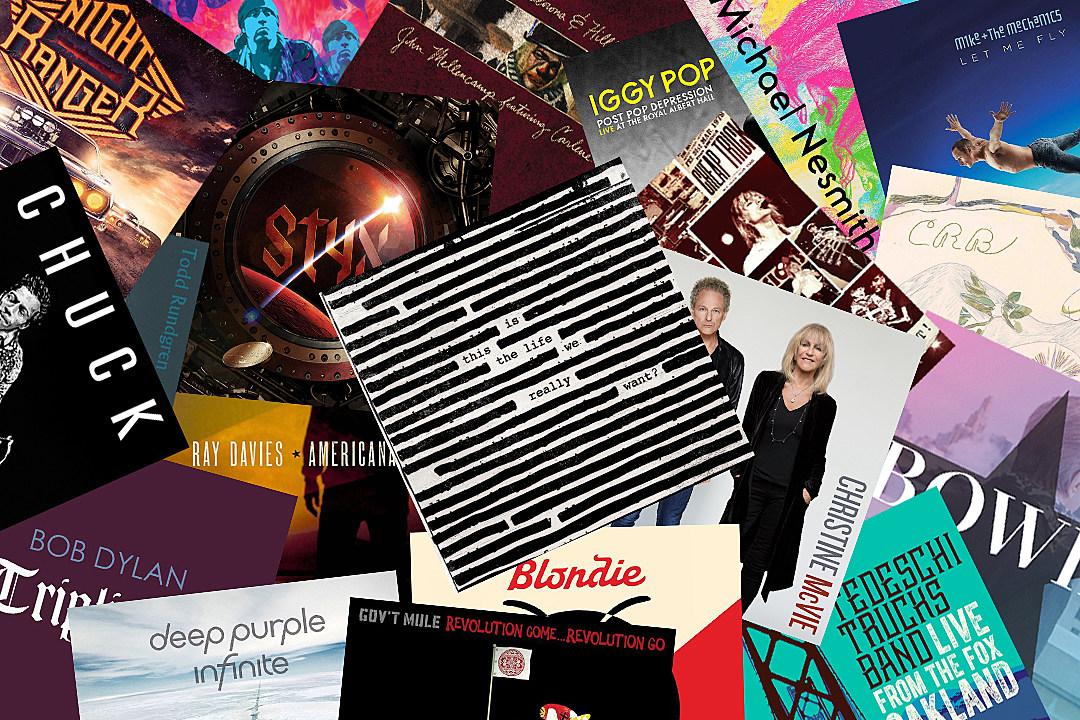 Top 20 Classic Rock Albums of 2017 … So Far