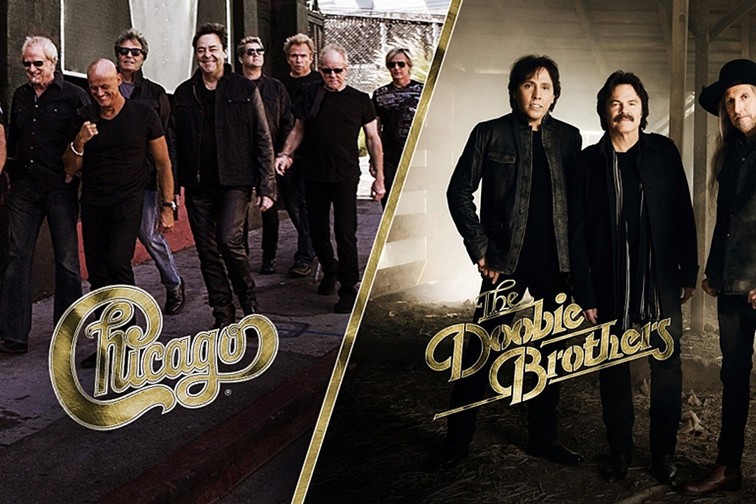 Concert Announcement: Doobie Brothers returning to Darien Lake with Chicago