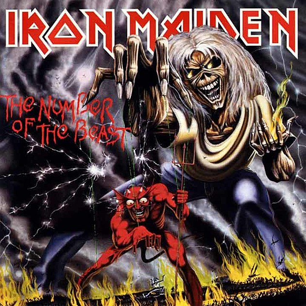Iron Maiden, 'The Number of the Beast'