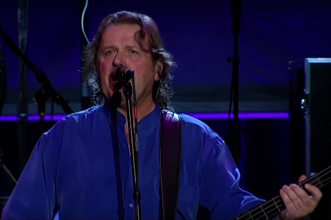 Asia's John Wetton Pulls Out of Journey Tour Amid Cancer Battle