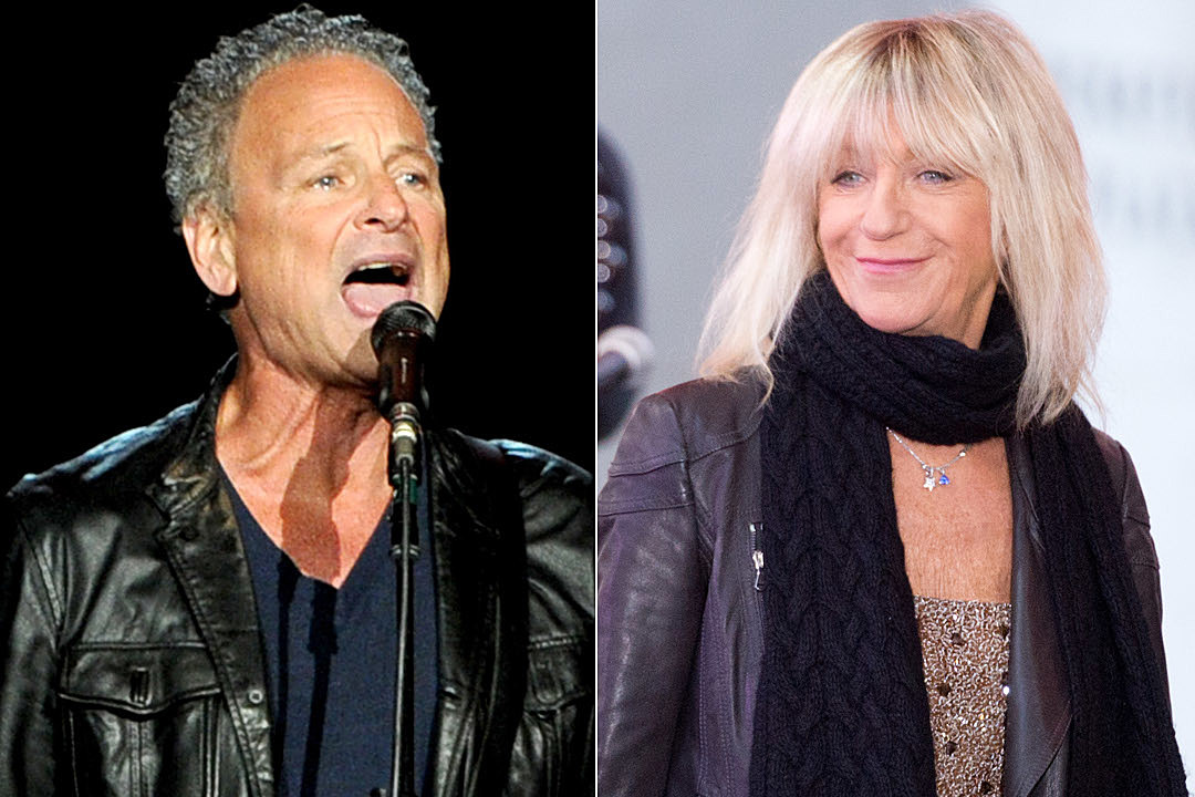 Lindsey Buckingham and Christine McVie Are Working on a Duet Album