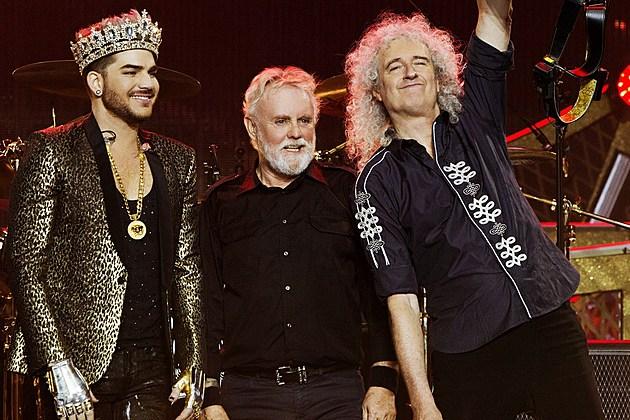Queen and Adam Lambert Announce 2017 North American Tour