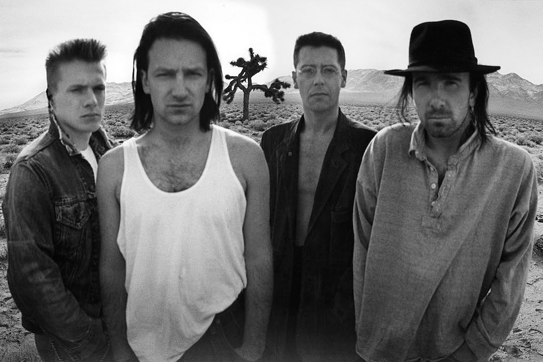 16 Memorable Moments From U2's First 'Joshua Tree' Tour