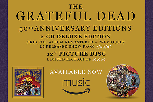 The Grateful Dead 50th Anniversary Deluxe Edition