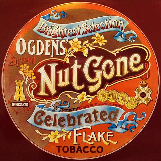 Small Faces Release Their Masterpiece, \'Ogdens\' Nut Gone Flake\'