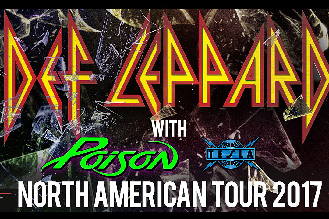 Win a Pair of Tickets to See Def Leppard