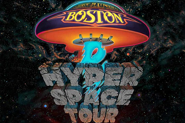 BOSTON 2017 tour logo