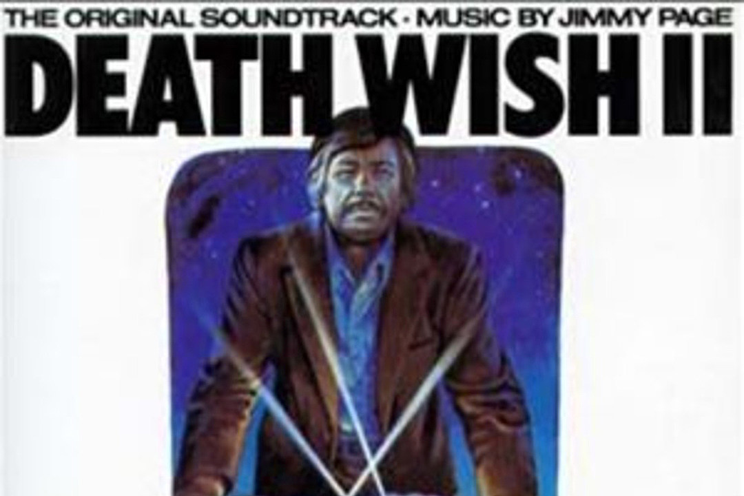 35 Years Ago: Jimmy Page Returns With 'Death Wish II' Soundtrack
