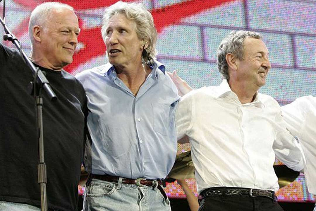 Roger Waters and Nick Mason Say They'd Reunite With David Gilmour as Pink Floyd for Glastonbury Show