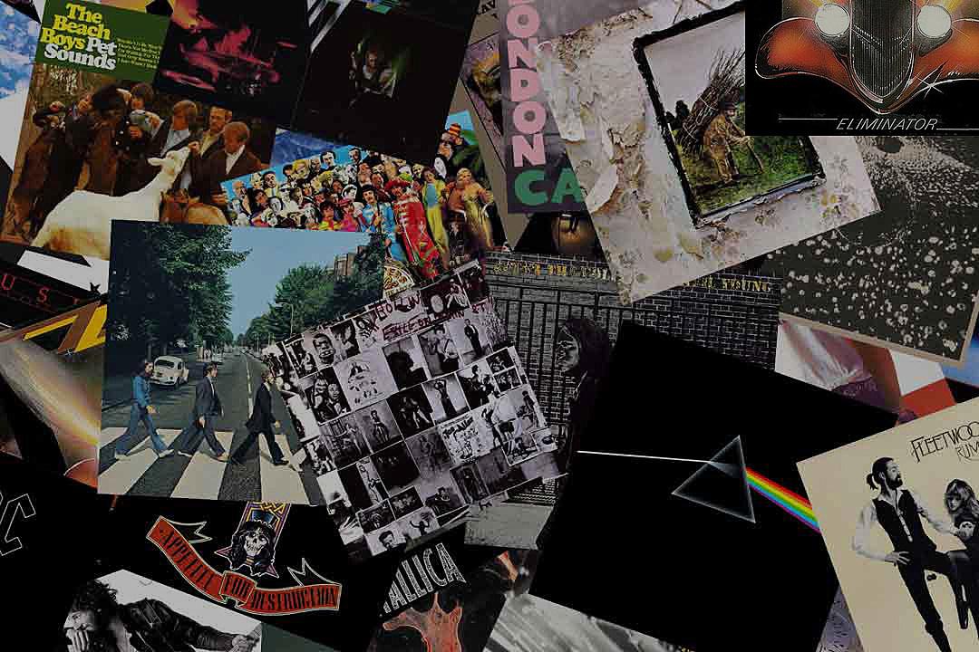 Best Classic Rock Album Each Year