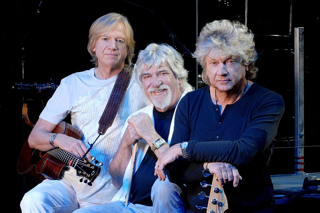 Moody Blues Announce 'Days of Future Passed' 50th Anniversary Tour