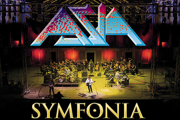 Asia Symphonia album cover
