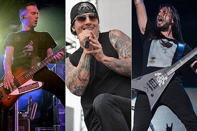 Avenged Sevenfold, Volbeat, Gojira