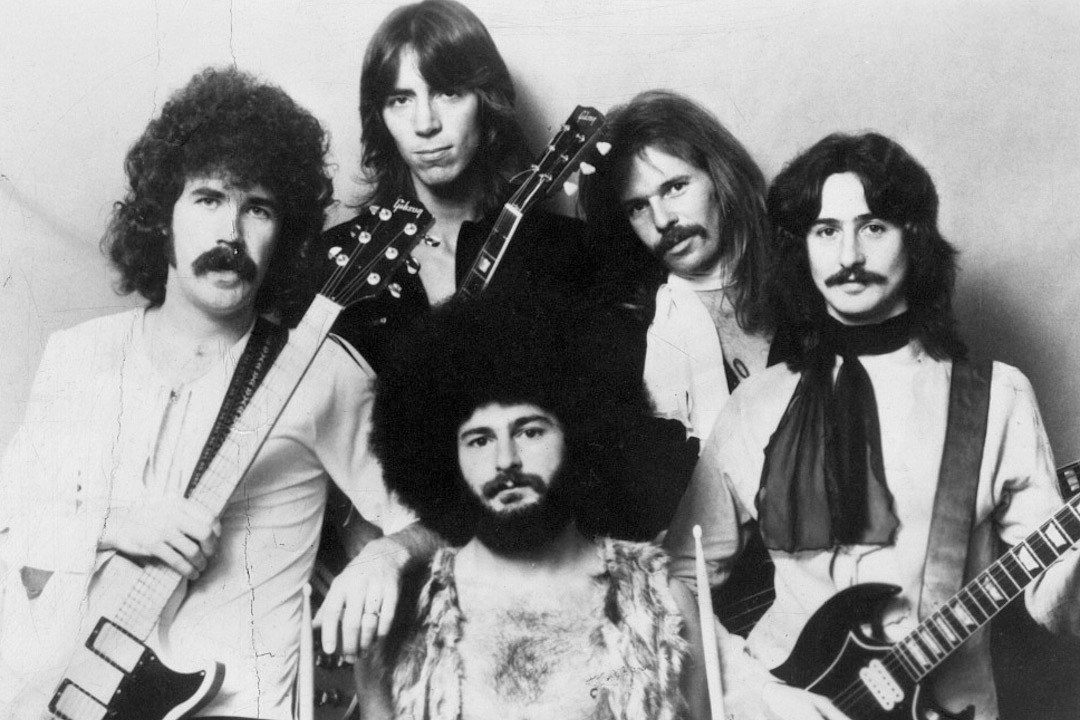 Boston Pays Tribute to Late Drummer Sib Hashian