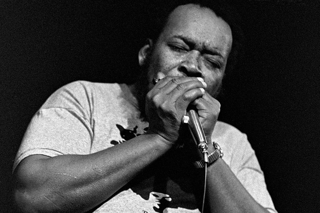 Blues Harmonica Legend James Cotton Dead at 81