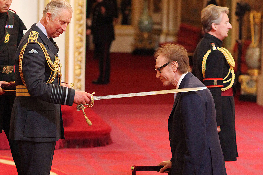 Kinks Frontman Ray Davies Has Been Knighted