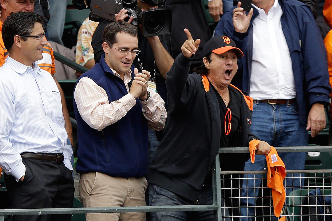 Why Steve Perry Is the San Francisco Giants
