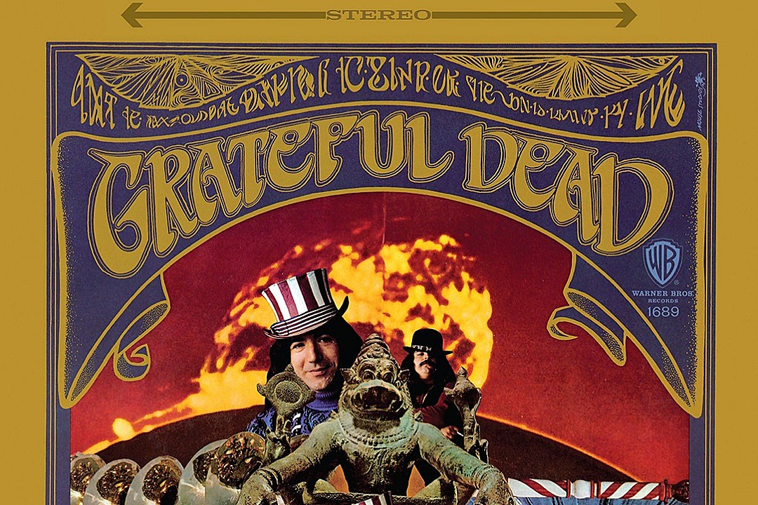 50 Years Ago: The Grateful Dead Release Their Hastily Recorded Debut Album