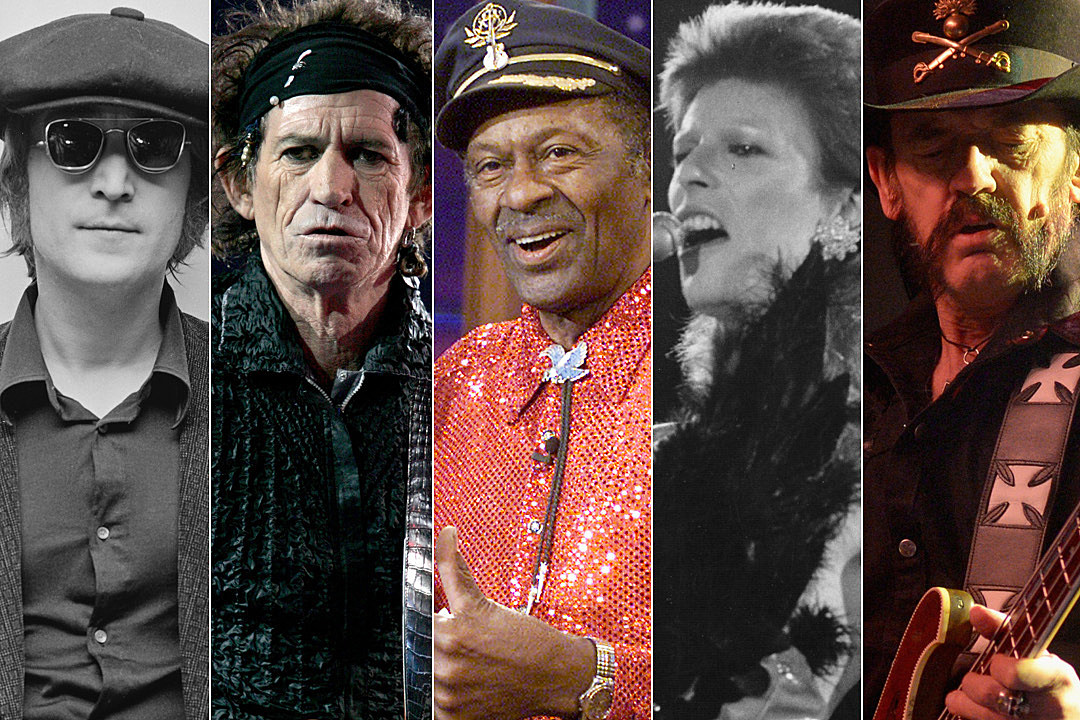 The History of Classic Rock Chuck Berry Cover Songs
