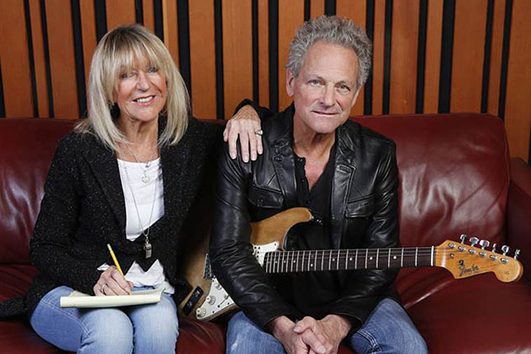 Lindsey Buckingham and Christine McVie Announce First Concert Together
