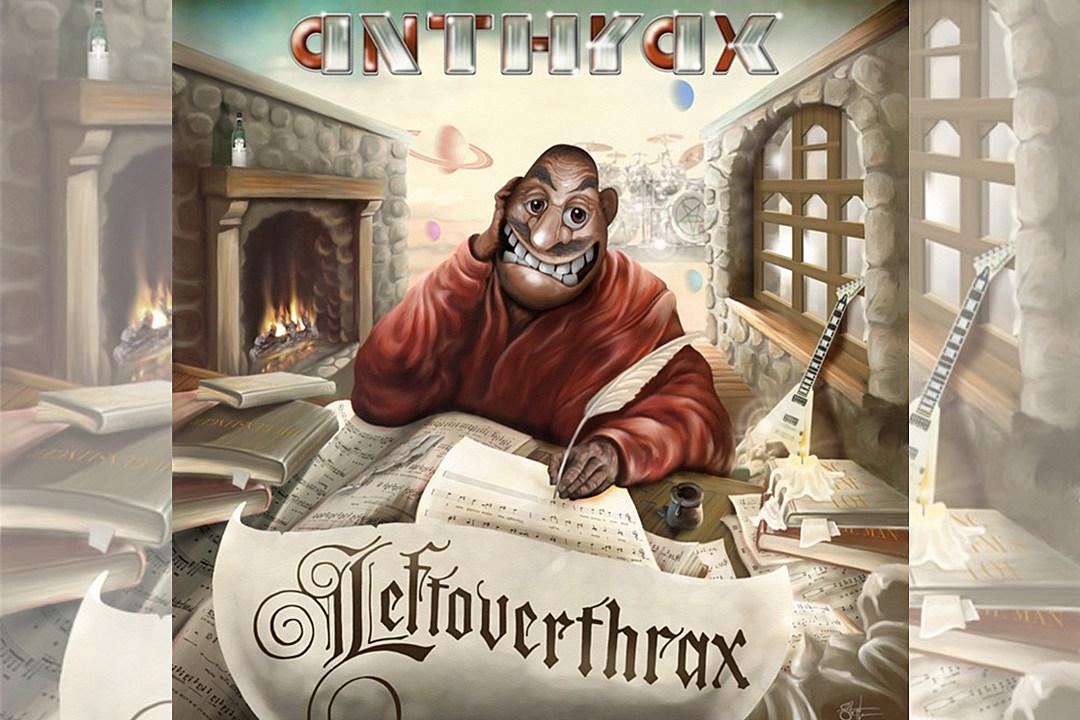 Listen to Anthrax Tear Through Kansas