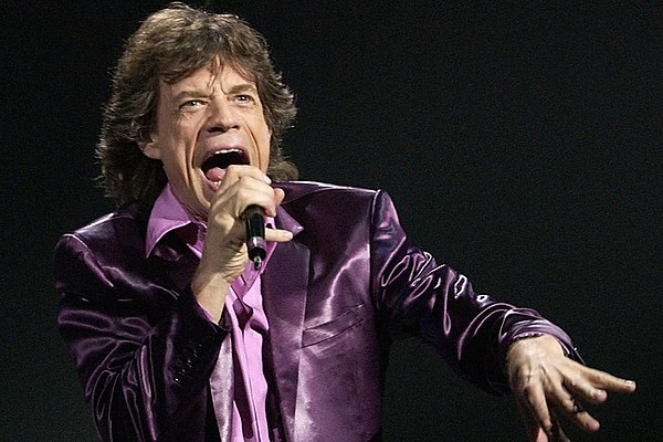 Mick Jagger: Listen To Two New Mick Jagger Songs, 'England Lost' And