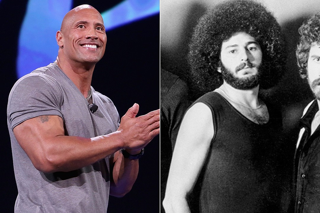 Dwayne Johnson Honors His 'Second Dad' Sib Hashian, Classic Rockers Pay Tribute to Deceased Ex-Boston Drummer