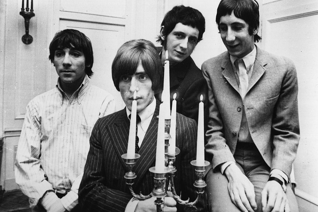 50 Years Ago: The Who Play Their First U.S. Show