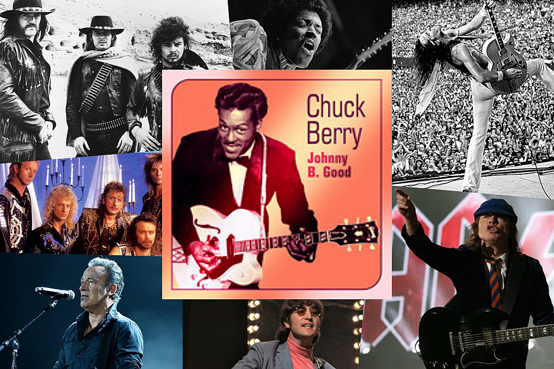 From AC/DC to Bruce Springsteen: 14 Classic Rock Covers of Chuck Berry