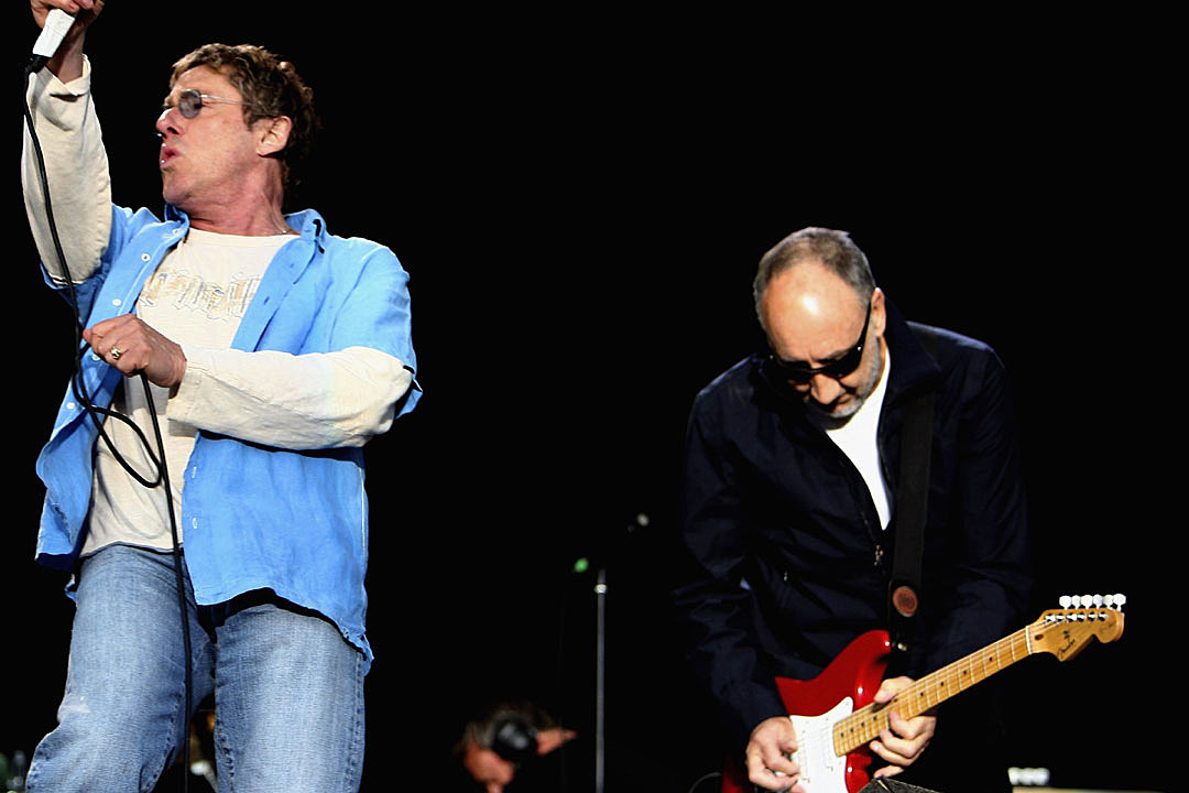 The Who Announce 2004 Isle of Wight Home Video