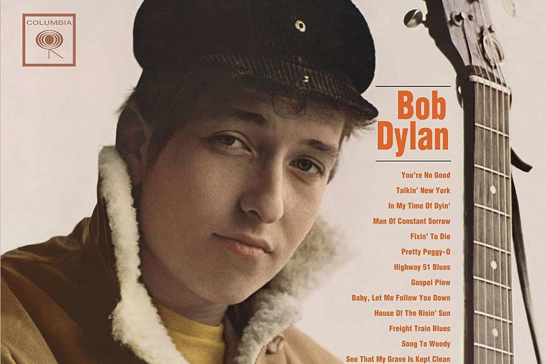 55 Years Ago: Bob Dylan Releases His Self-Titled Debut Album