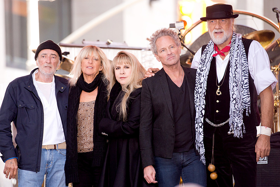 Mick Fleetwood Says New Album Without Stevie Nicks Will Win Awards