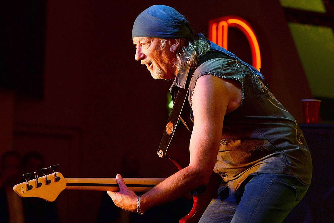 Roger Glover Doesn't Know Why Ritchie Blackmore Resurrected Rainbow